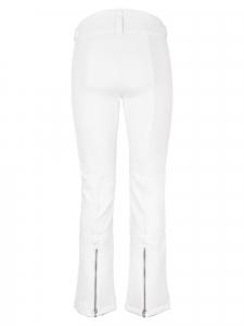 Pantaloni schi dama Ziener TIRZA White1