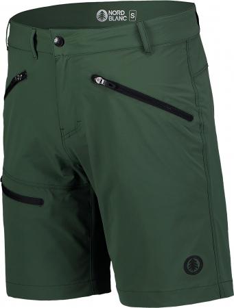 Pantaloni scurti barbati Nordblanc ALLDAY new green [1]
