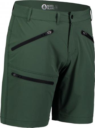 Pantaloni scurti barbati Nordblanc ALLDAY new green [0]