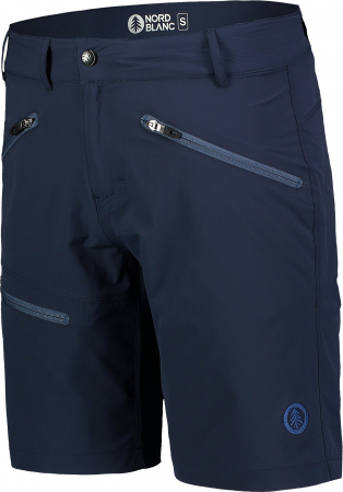 Pantaloni scurti barbati Nordblanc ALLDAY night blue [1]