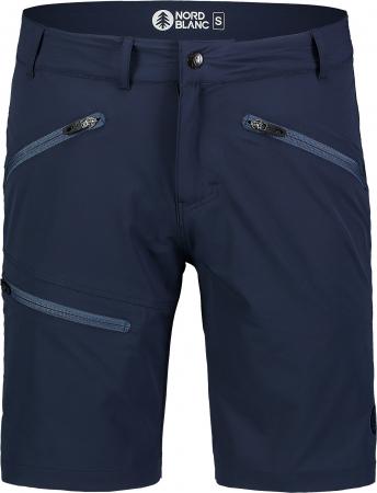Pantaloni scurti barbati Nordblanc ALLDAY night blue [2]