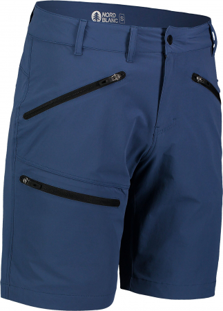 Pantaloni scurti barbati Nordblanc ALLDAY spirit blue [0]