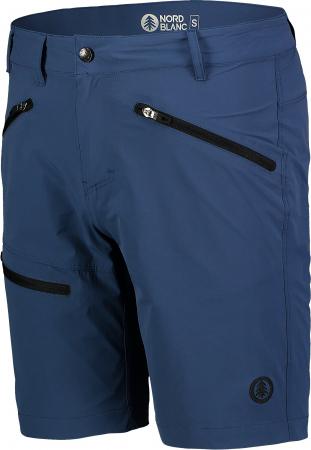 Pantaloni scurti barbati Nordblanc ALLDAY spirit blue [1]