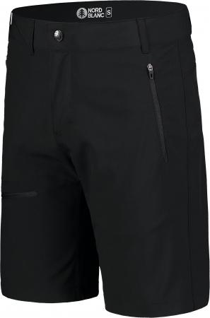 Pantaloni scurti barbati Nordblanc EASY-GOING Light outdoor black [1]