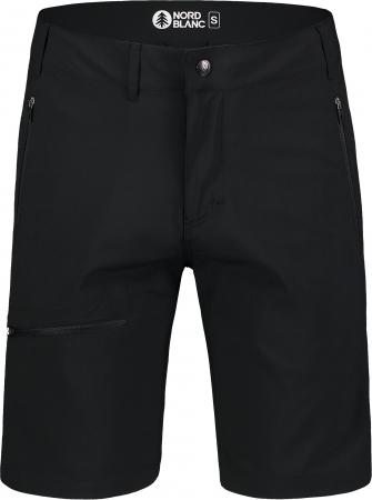 Pantaloni scurti barbati Nordblanc EASY-GOING Light outdoor black [2]