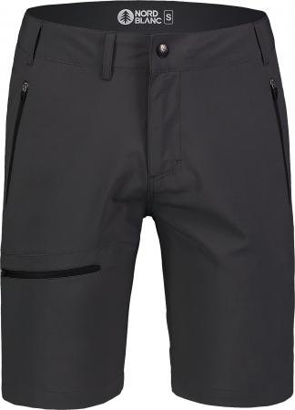 Pantaloni scurti barbati Nordblanc EASY-GOING Light outdoor graphite [2]