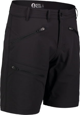 Pantaloni scurti barbati Nordblanc ALLDAY black [0]
