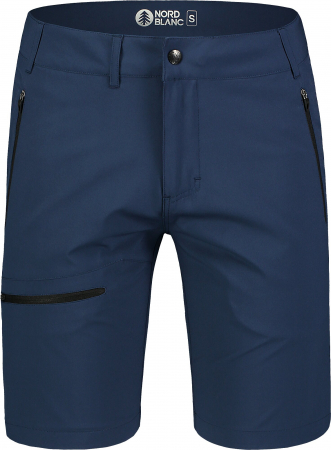 Pantaloni scurti barbati Nordblanc EASY-GOING Light outdoor night blue [2]