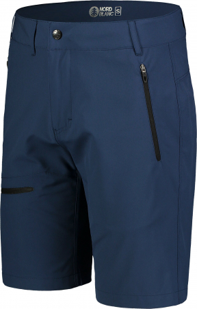 Pantaloni scurti barbati Nordblanc EASY-GOING Light outdoor night blue [1]