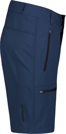 Pantaloni scurti barbati Nordblanc EASY-GOING Light outdoor night blue [4]