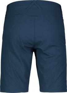 Pantaloni scurti barbati Nordblanc REUTE outdoor ultra light Blue pacific2