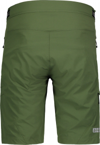 Pantaloni scurti barbati Nordblanc STRAIGHT Outdoor extreme Green arhard1