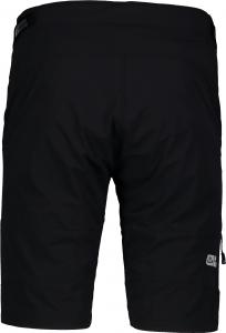 Pantaloni scurti barbati Nordblanc CROOK Outdoor extreme Black1