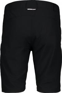Pantaloni scurti barbati Nordblanc CLASSY outdoor light dryfor Black1