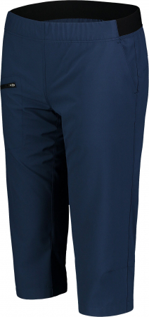 Pantaloni scurti dama Nordblanc EASEFUL outdoor ultra light night blue [1]