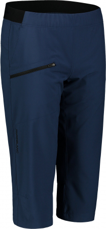 Pantaloni scurti dama Nordblanc EASEFUL outdoor ultra light night blue [0]