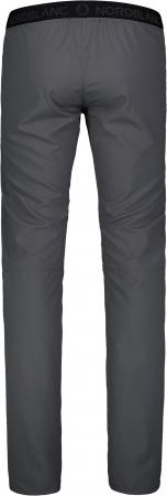 Pantaloni scurti dama Nordblanc HIKER ultralight outdoor graphite [3]