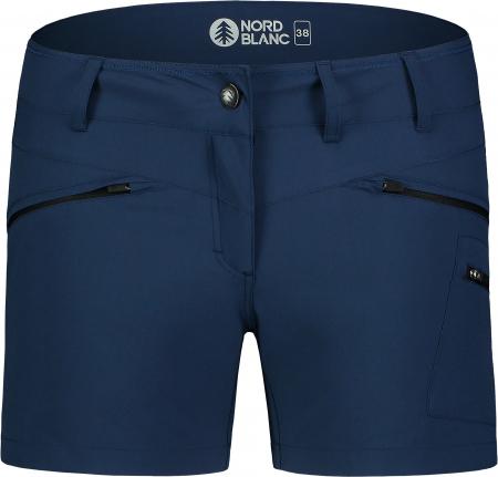 Pantaloni scurti dama Nordblanc SIMPLICITY outdoor light night blue [2]