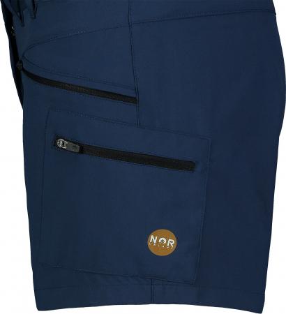 Pantaloni scurti dama Nordblanc SIMPLICITY outdoor light night blue [4]