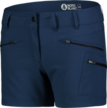 Pantaloni scurti dama Nordblanc SIMPLICITY outdoor light night blue [1]