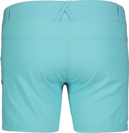 Pantaloni scurti dama Nordblanc SIMPLICITY outdoor light polar blue [3]