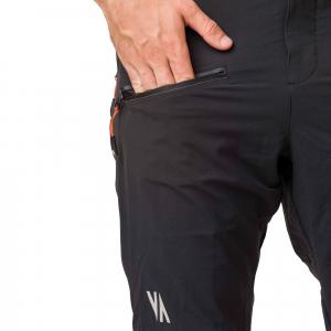 Pantaloni ski snowboard barbati Vertical WINDY ULTRA MP+ Black4