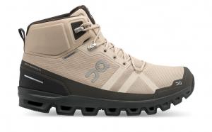 Pantofi sport barbati ON CLOUDROCK WATERPROOF Sand Black0