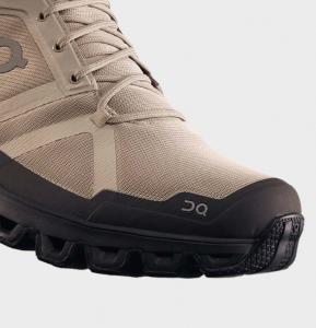 Pantofi sport barbati ON CLOUDROCK WATERPROOF Sand Black3