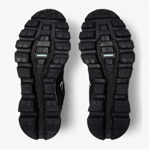 Pantofi sport dama ON W CLOUDROCK WATERPROOF All black2