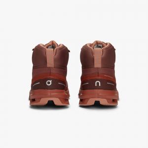 Pantofi sport dama ON W CLOUDROCK WATERPROOF Grape haze2