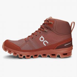 Pantofi sport dama ON W CLOUDROCK WATERPROOF Grape haze1