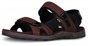 Sandale barbati Nordblanc THONG maro1