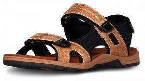Sandale barbati Nordblanc THONG bej1