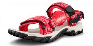 Sandale dama Nordblanc VOYAGE red1