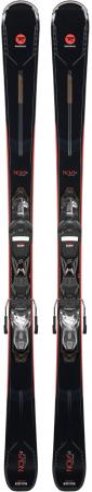 Schiuri + legaturi Rossignol NOVA 4 CA/XP W 10 GW BK/SPKL0