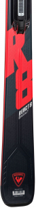 Schiuri + legaturi Rossignol REACT 8 HP + NX 12 Konect GW B80 BlackK/Red3