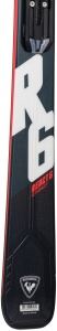 Schiuri + legaturi Rossignol REACT 6 Compact + XPress 11 GW B83 Black/Hot red3