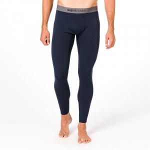 Pantaloni barbati SN super.natural M Base 175 Navy blazer0