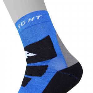 Sosete Raidlight R-LIGHT MIXED Blue black2