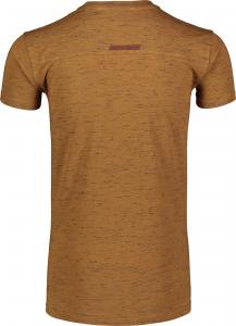 Tricou barbati Nordblanc ANNEAL Cotton Tawny brown3