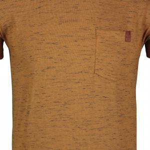 Tricou barbati Nordblanc ANNEAL Cotton Tawny brown1