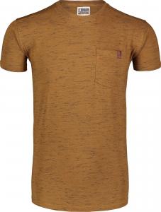 Tricou barbati Nordblanc ANNEAL Cotton Tawny brown0