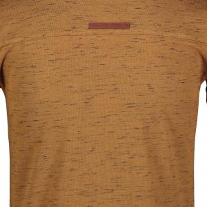 Tricou barbati Nordblanc ANNEAL Cotton Tawny brown4