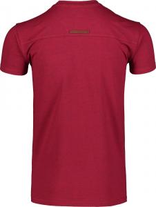 Tricou barbati Nordblanc ANNEAL Cotton Deep red3