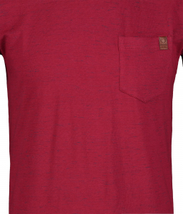 Tricou barbati Nordblanc ANNEAL Cotton Deep red1