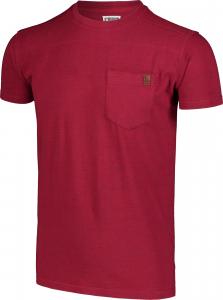 Tricou barbati Nordblanc ANNEAL Cotton Deep red2