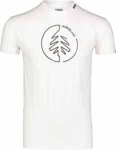 Tricou barbati Nordblanc CIRCLET Cotton White0