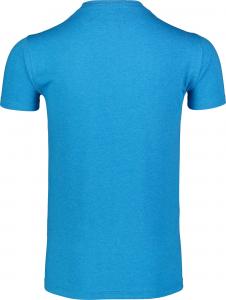 Tricou barbati Nordblanc ENFRAME cotton Azure3