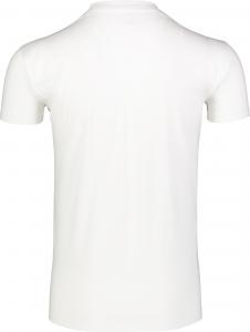 Tricou barbati Nordblanc ENFRAME cotton White3