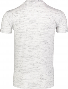 Tricou barbati Nordblanc ENFRAME cotton Light grey melange [3]